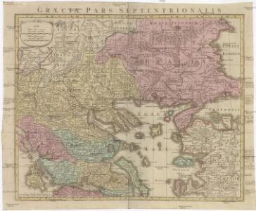 Graeciae pars septentrionalis