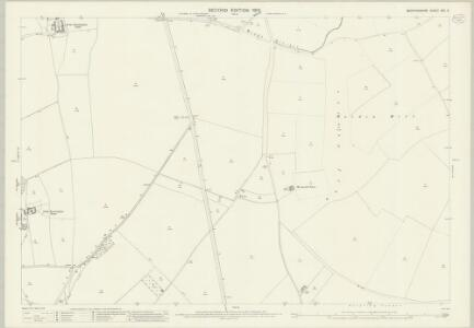 Bedfordshire XXX.9 (includes: Luton; Streatley) - 25 Inch Map
