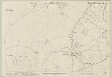 Essex (1st Ed/Rev 1862-96) XLI.2 (includes: Harlow; High Wych; Netteswell; Sawbridgeworth) - 25 Inch Map