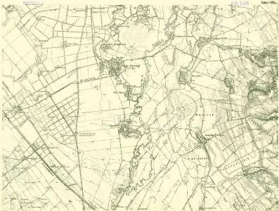 III. vojenské mapování 4760/4