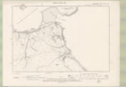Argyll and Bute Sheet CCLVIII.SW - OS 6 Inch map