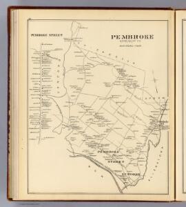 Pembroke, Merrimack Co.