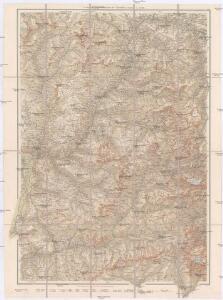 G. Freytag's Übersichtskarte der Dolomiten