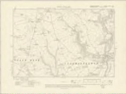 Carmarthenshire XXVIII.SE - OS Six-Inch Map