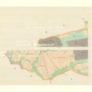 Wrczow - c8841-1-004 - Kaiserpflichtexemplar der Landkarten des stabilen Katasters
