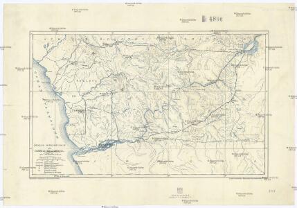 Croquis hypsométrique du Congo occidental