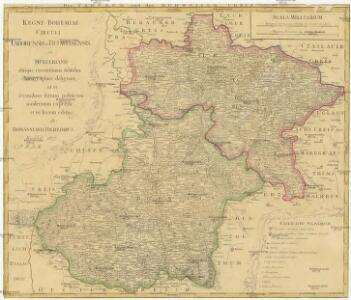 Regni Bohemiae Circuli Taborensis et Budweisensis