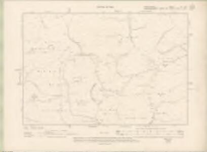Peebles-shire Sheet IX.NE - OS 6 Inch map