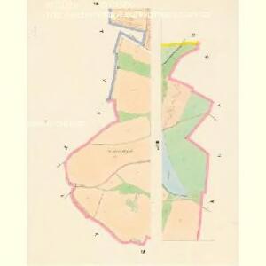 Betschitz - c0085-1-006 - Kaiserpflichtexemplar der Landkarten des stabilen Katasters