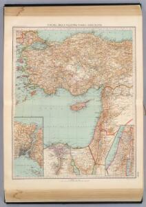 88-89. Turchia, Siria, Palestina.