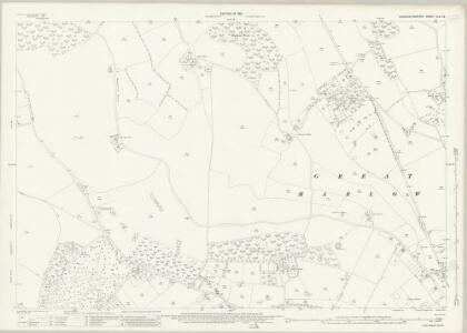 Buckinghamshire XLVI.16 (includes: Great Marlow) - 25 Inch Map