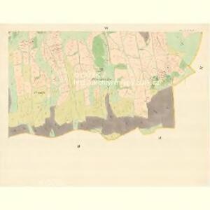 Mikuluwka - m1789-1-006 - Kaiserpflichtexemplar der Landkarten des stabilen Katasters