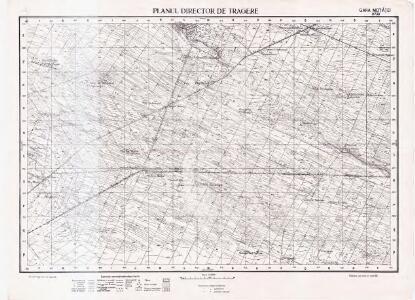 Lambert-Cholesky sheet 2739 (Gara Moţăţei)
