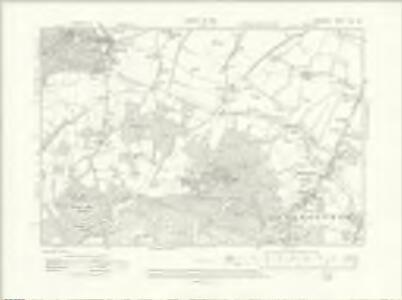 Hampshire & Isle of Wight XLIX.SE - OS Six-Inch Map
