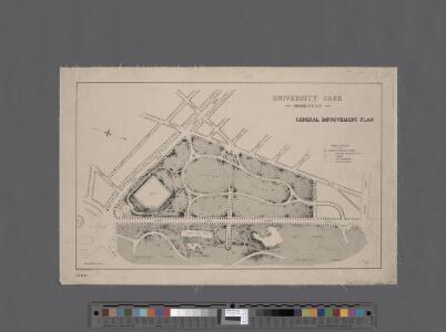 University Park, Brooklyn, N. Y., general improvement plan.