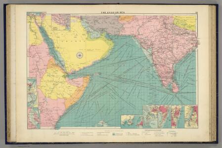Arabian Sea.
