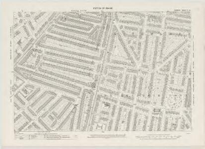 London VII.16 - OS London Town Plan