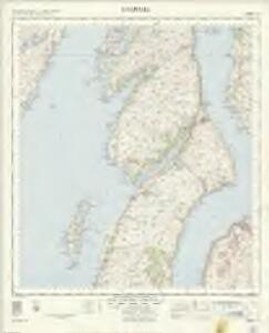 Knapdale - OS One-Inch Map