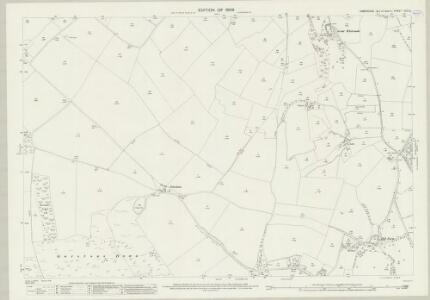 Hampshire and Isle of Wight XCV.9 (includes: Gatcombe; Newport) - 25 Inch Map