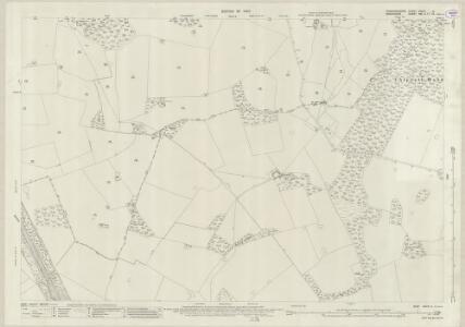 Staffordshire XXVIII.6 (includes: Cheswardine; Sutton Upon Tern; Tyrley) - 25 Inch Map