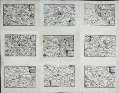 Carte du gouuernement de Bappaume
