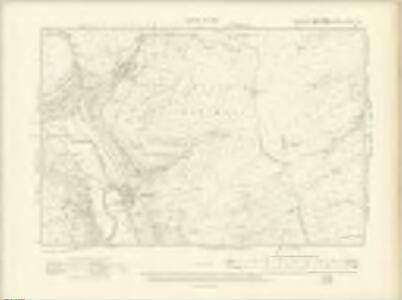 Yorkshire XCVIII.NE - OS Six-Inch Map