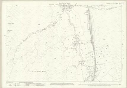 Yorkshire LXXX.4 (includes: Dent) - 25 Inch Map