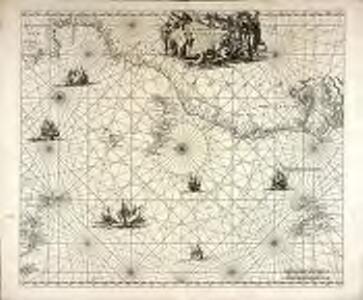 Barbariæ et Guineæ maritimi à freto Gibraltar ad fluvium Gambiæ