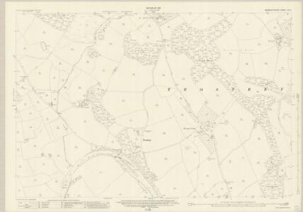 Monmouthshire XIX.6 (includes: Gwehelog Fawr; Llanbadog Fawr) - 25 Inch Map