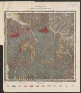 Geologische Karte der Umgebungen der Renchbäder