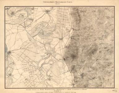 Topographisch-Militairische Carte