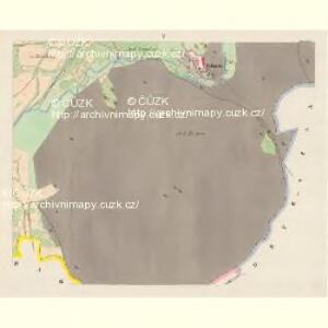 Welhartitz (Welhartice) - c8371-1-004 - Kaiserpflichtexemplar der Landkarten des stabilen Katasters