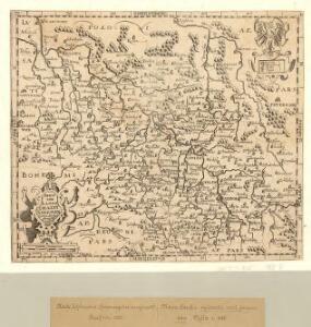 Abris der Landschaft Schlesien sampt den Aengrentzed Landern