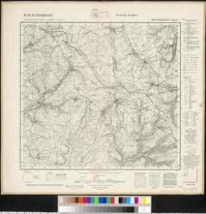 Meßtischblatt 6909 : Rohrbach b. Bitsch, 1942