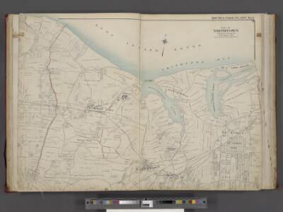 Suffolk County, V. 2, Double Page Plate No. 3 [Map bounded by Long Island Sound, Smith Town Bay, St. James, Smith Town, Com Mack, Kings Park] / supplemented by careful measurements & field observations by our own Corps of Engineers.