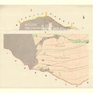 Deutsch Liebau (Německa Liwowa) - m0793-2-009 - Kaiserpflichtexemplar der Landkarten des stabilen Katasters