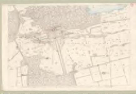 Perth and Clackmannan, Sheet CVII.6 (Muckart) - OS 25 Inch map