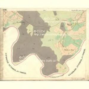 Stadln - c7347-1-029 - Kaiserpflichtexemplar der Landkarten des stabilen Katasters