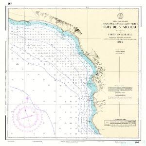 Arquipélago de Cabo Verde Ilha de S. Nicolau Porto do Tarrafal