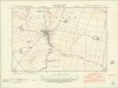 Yorkshire CXLIV.NE - OS Six-Inch Map