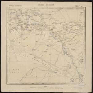 Maroc (500 000 e). Oued Saoura