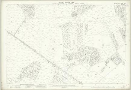 Suffolk XII.8 (includes: Brandon; Wangford) - 25 Inch Map