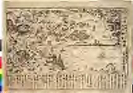 丹後天橋立 大江山 元太神宮絵図