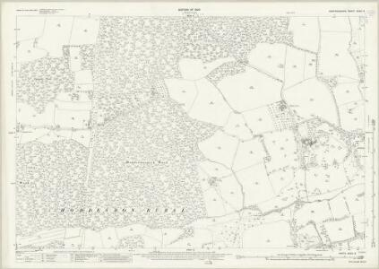 Hertfordshire XXXVI.8 (includes: Brickendon Liberty; Hoddesdon) - 25 Inch Map