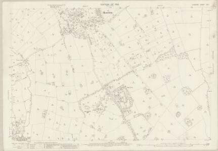 Cheshire XIII.1 (includes: Birkenhead St Mary; Grange; Greasby; Wallasey) - 25 Inch Map