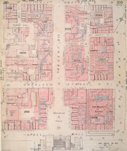 Insurance Plan of London Vol. IX: sheet 210