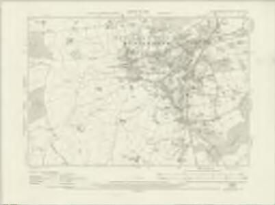 Warwickshire XXVI.SW - OS Six-Inch Map