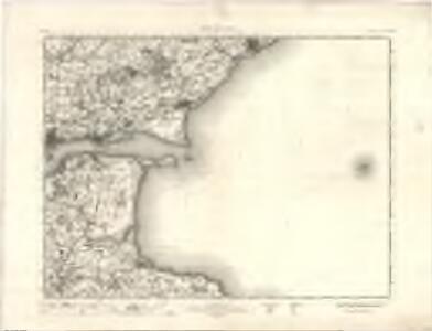 Arbroath - OS One-Inch map