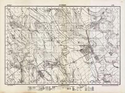 Lambert-Cholesky sheet 4781 (Ştefăneşti)