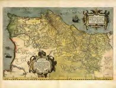 Portvgalliae que olim Lusitania, nouissima [et] exactissima descriptio